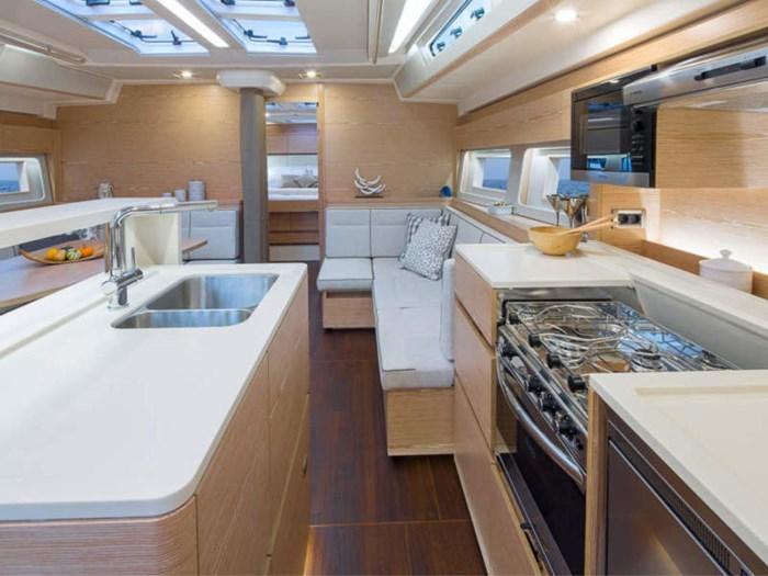 2021 Hanse Yachts 588 Photo 20 sur 26