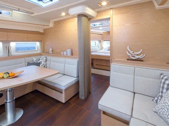 2021 Hanse Yachts 588 Photo 21 sur 26