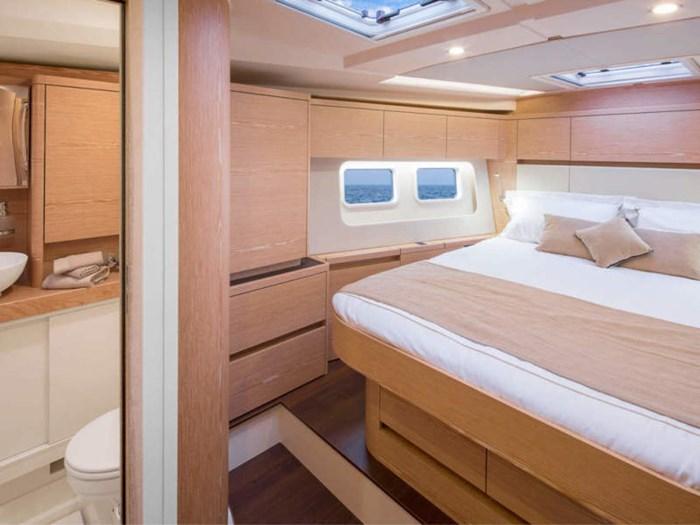 2021 Hanse Yachts 588 Photo 23 sur 26
