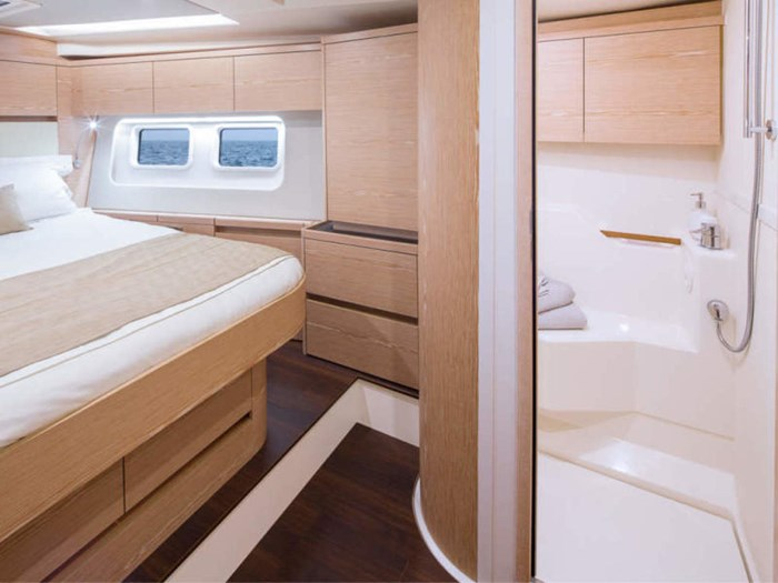 2021 Hanse Yachts 588 Photo 24 sur 26