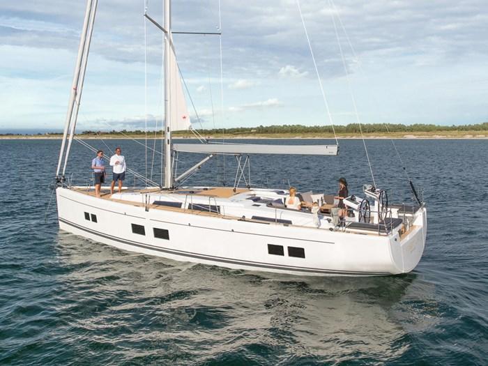 2022 Hanse Yachts 548 Photo 2 sur 36