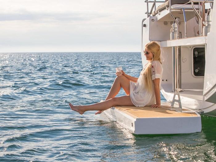 2022 Hanse Yachts 548 Photo 11 sur 36