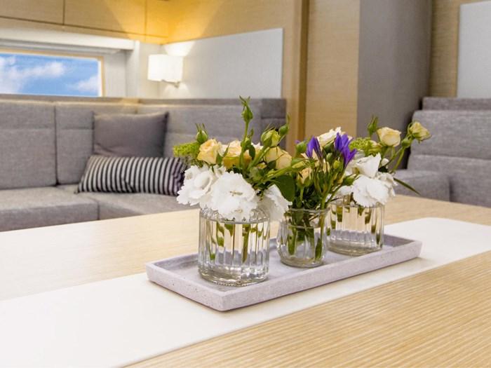 2022 Hanse Yachts 548 Photo 22 sur 36