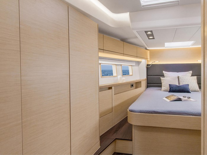 2022 Hanse Yachts 548 Photo 30 sur 36