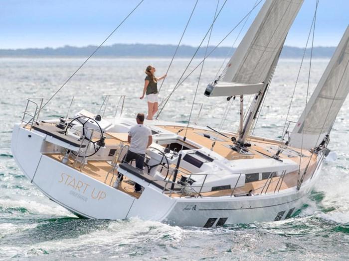2022 Hanse Yachts 548 Photo 3 of 36