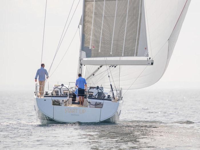 2022 Hanse Yachts 548 Photo 5 of 36