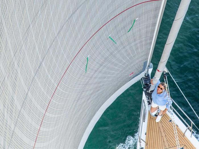 2022 Hanse Yachts 548 Photo 8 of 36