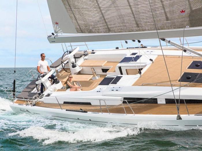 2022 Hanse Yachts 548 Photo 9 of 36