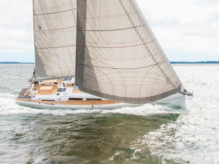 2022 Hanse Yachts 548 Photo 14 of 36