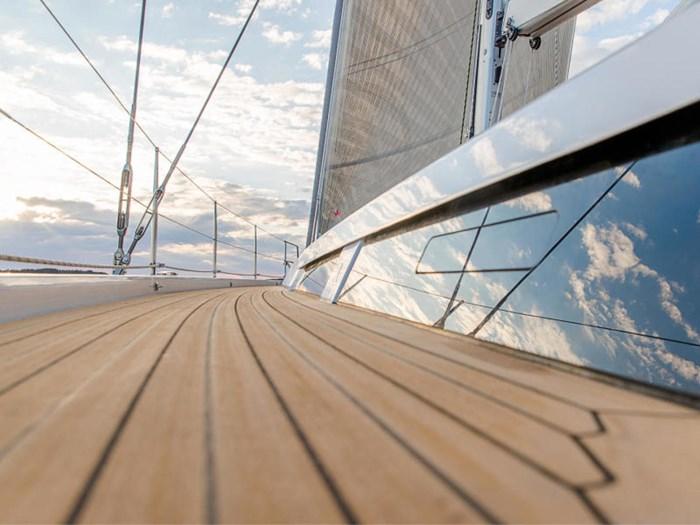 2022 Hanse Yachts 548 Photo 15 of 36