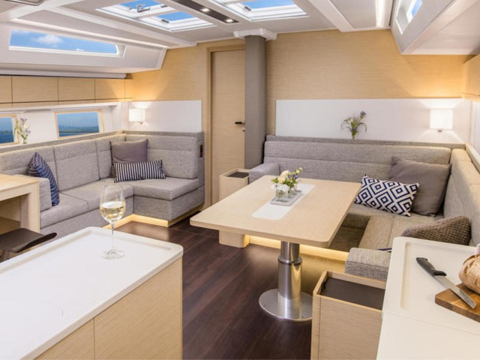 2022 Hanse Yachts 548 Photo 21 of 36