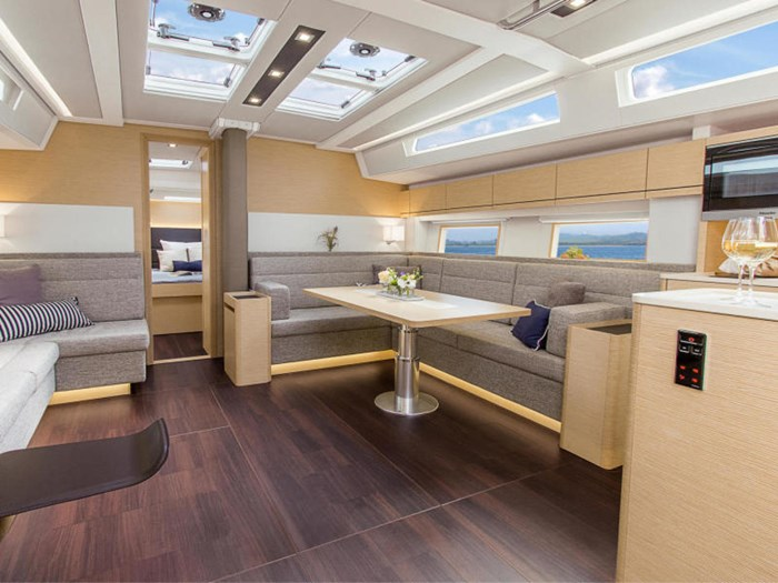 2022 Hanse Yachts 548 Photo 18 sur 36