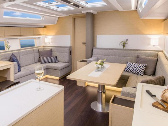 2022 Hanse Yachts 548 Photo 21 sur 36