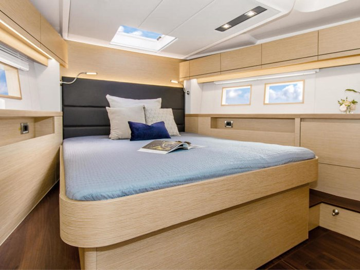 2022 Hanse Yachts 548 Photo 26 sur 36