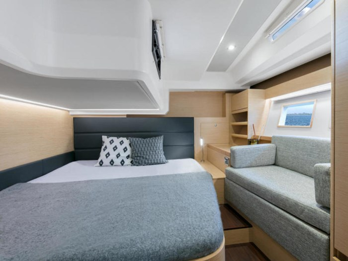 2022 Hanse Yachts 548 Photo 29 sur 36
