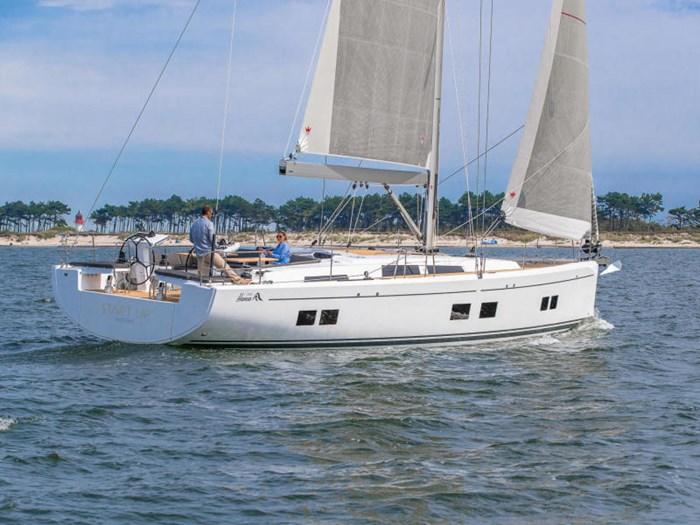 2022 Hanse Yachts 548 Photo 1 sur 36