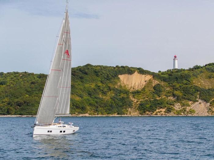 2022 Hanse Yachts 548 Photo 6 sur 36