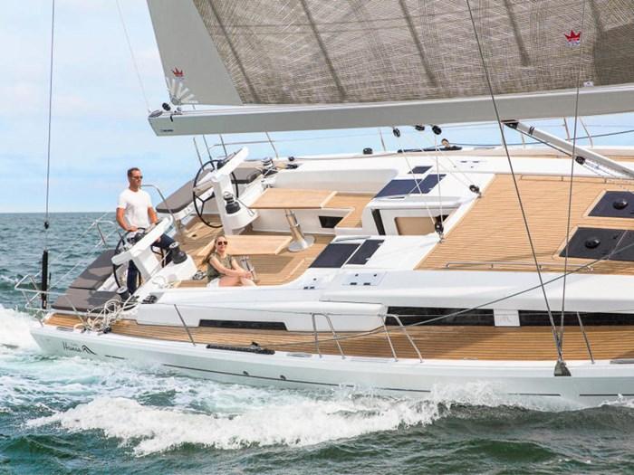 2022 Hanse Yachts 548 Photo 9 sur 36