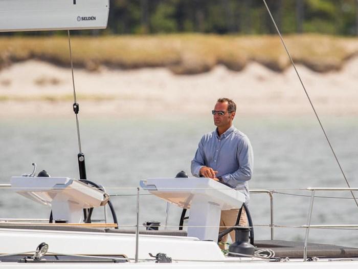 2022 Hanse Yachts 548 Photo 13 sur 36