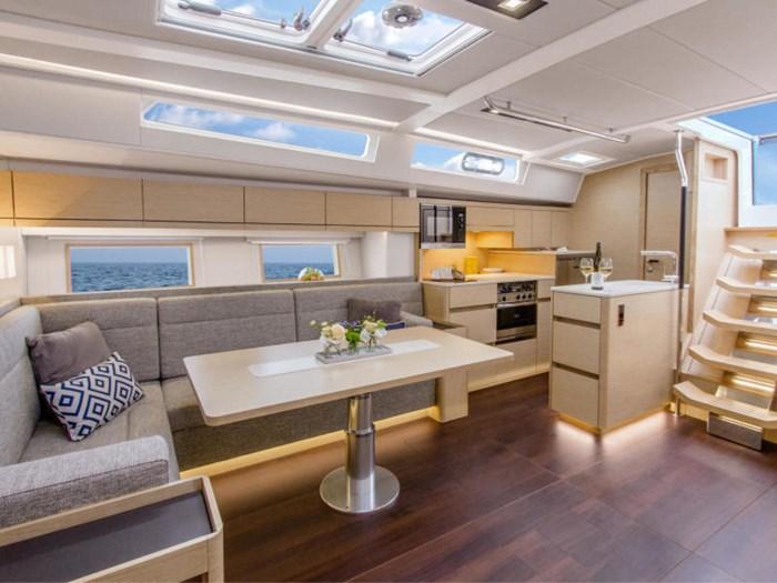 2022 Hanse Yachts 548 Photo 19 sur 36