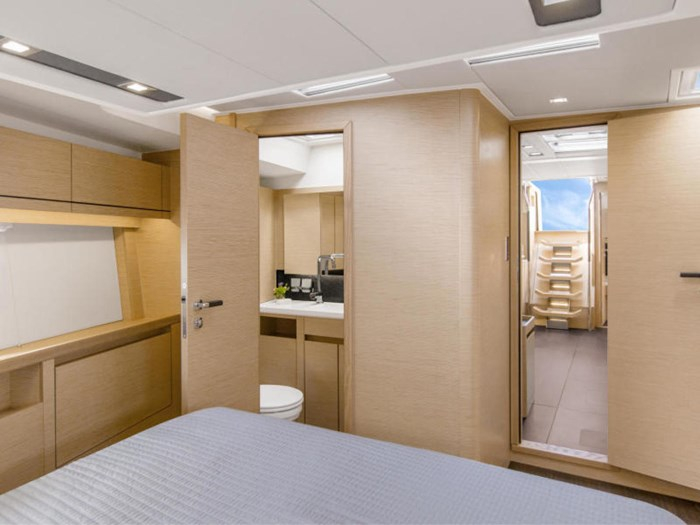 2022 Hanse Yachts 548 Photo 31 sur 36