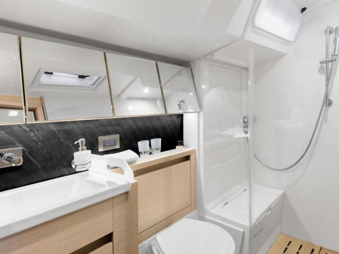 2022 Hanse Yachts 548 Photo 36 sur 36
