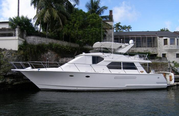 1996 West Bay 52' SonShip Photo 1 sur 68