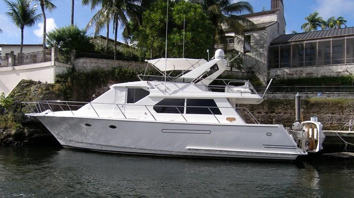 1996 West Bay 52' SonShip Photo 2 sur 68