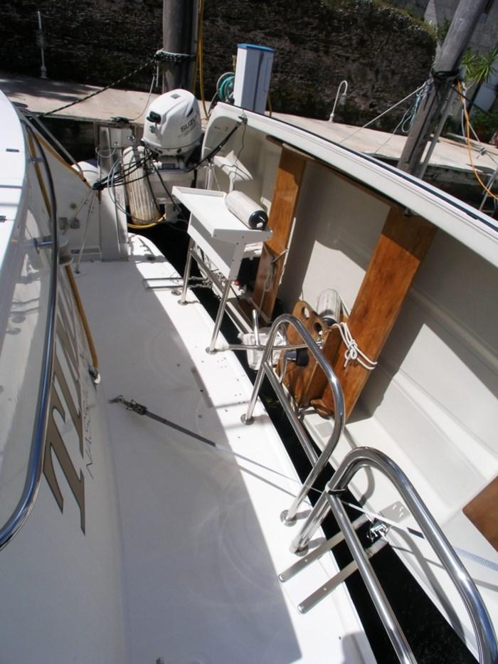 1996 West Bay 52' SonShip Photo 37 sur 68