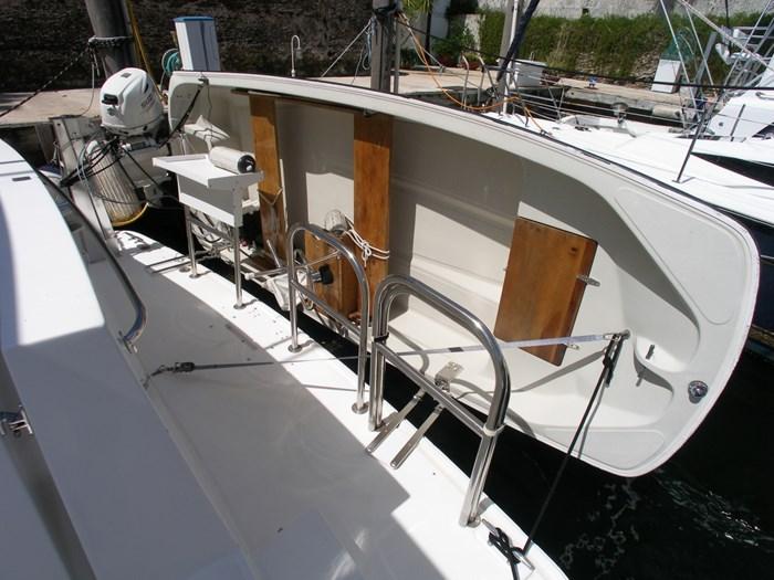 1996 West Bay 52' SonShip Photo 38 sur 68
