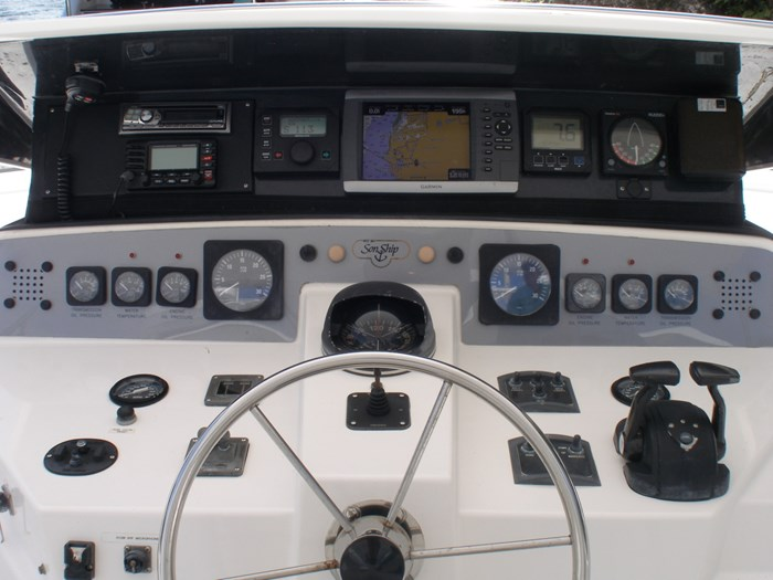 1996 West Bay 52' SonShip Photo 40 sur 68