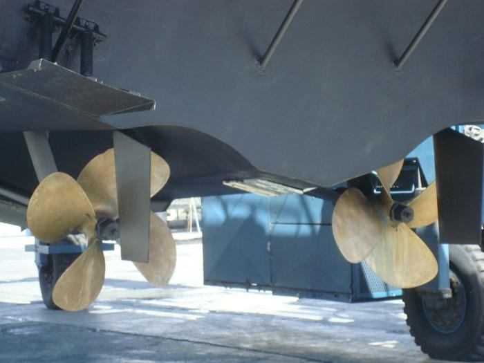 1996 West Bay 52' SonShip Photo 68 sur 68