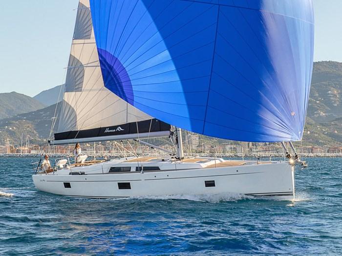 2022 Hanse Yachts 508 Photo 1 sur 24
