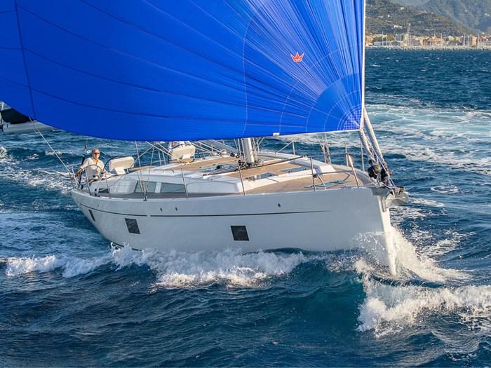 2022 Hanse Yachts 508 Photo 2 sur 24