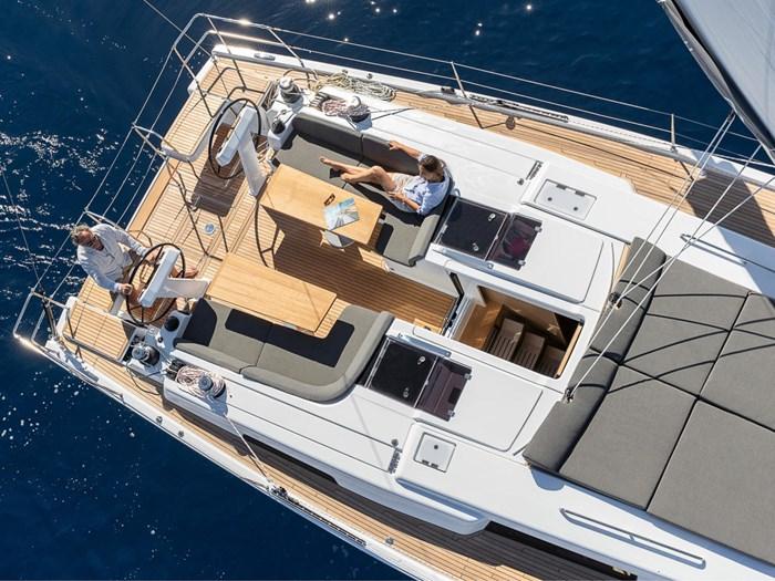 2022 Hanse Yachts 508 Photo 3 sur 24