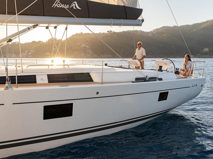 2022 Hanse Yachts 508 Photo 5 sur 24