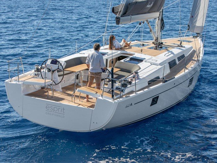 2022 Hanse Yachts 508 Photo 6 sur 24