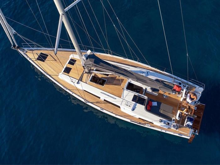 2022 Hanse Yachts 508 Photo 11 sur 24