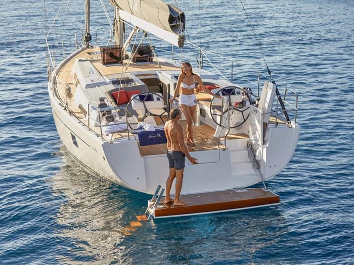 2022 Hanse Yachts 508 Photo 12 sur 24