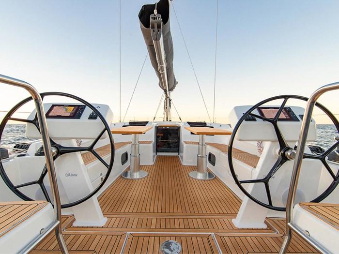 2022 Hanse Yachts 508 Photo 13 sur 24