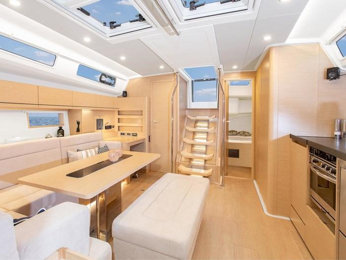 2022 Hanse Yachts 508 Photo 16 sur 24