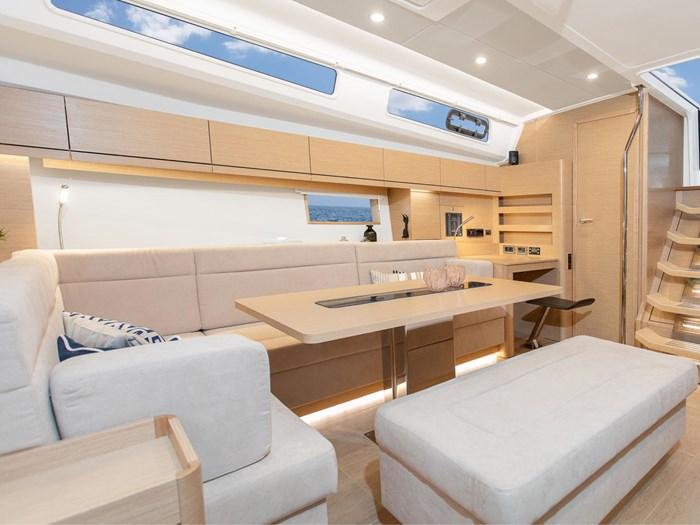 2022 Hanse Yachts 508 Photo 17 sur 24