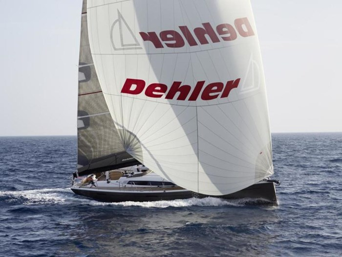 2021 Dehler 46 Photo 11 sur 41