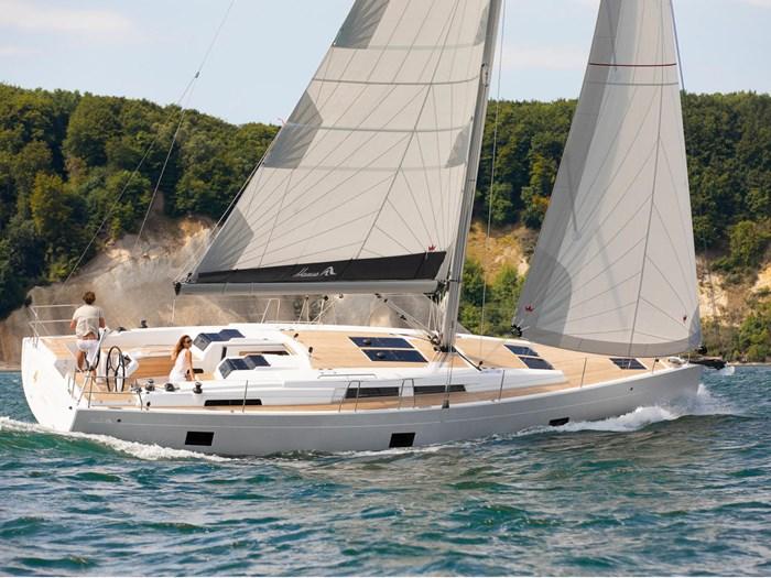 2021 Hanse Yachts 458 Photo 1 of 30