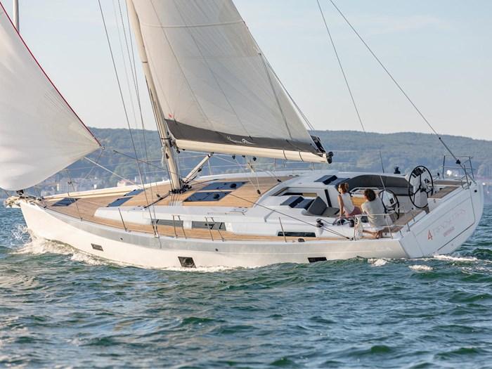 2021 Hanse Yachts 458 Photo 3 of 30