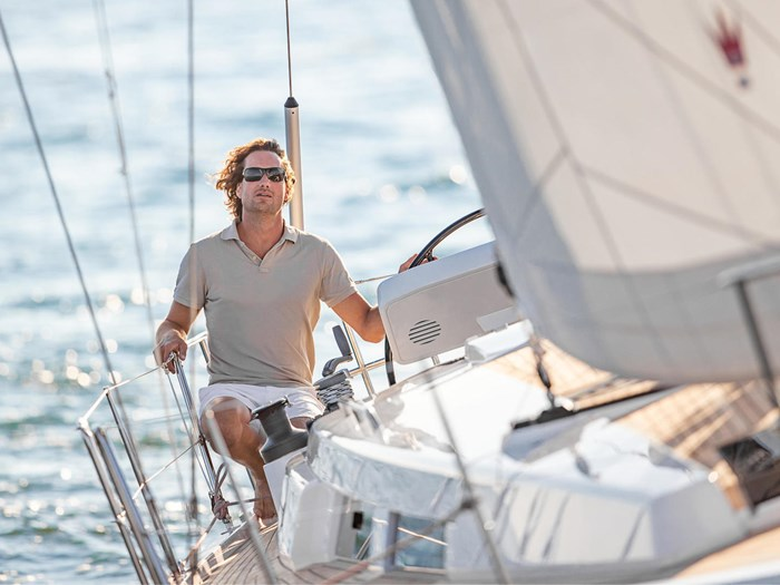 2021 Hanse Yachts 458 Photo 5 of 30