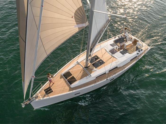 2021 Hanse Yachts 458 Photo 10 of 30