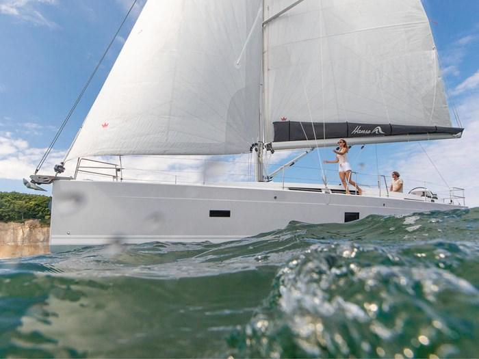 2021 Hanse Yachts 458 Photo 17 of 30