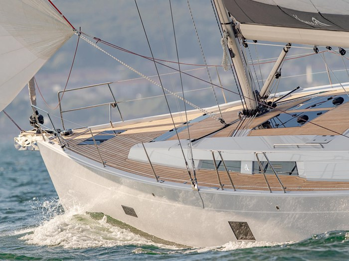 2021 Hanse Yachts 458 Photo 18 of 30