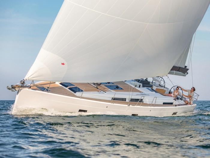 2021 Hanse Yachts 458 Photo 2 of 17